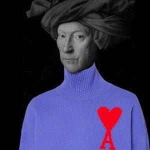 满额8折!£195收拉链帽衫Ami Paris 全场大促 收经典小爱心、T恤毛衣开衫等全都有