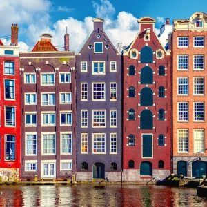 As Low as $6496-Day Amsterdam Vacation with Hotel & Air