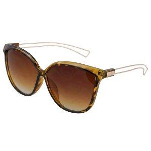 Tortoise Sunglasses Rose Gold/Brown Gradient