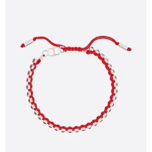 快送给身边的牛宝宝Dior 2021 红色首饰大盘点 Stussy合作款也有 经典又实用!