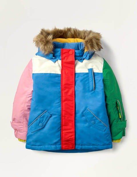 儿童防水保暖外套