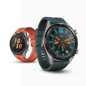 $189.99 包邮 两色可选HUAWEI WATCH GT 活力款智能手表 动静皆宜 带心率监测