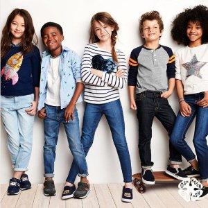 Today Only: FS+Fleece Cozies $7.97, Jeans $9.97Doorbuster Sale @ OshKosh BGosh