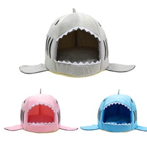 DSOFT Dog House Shark For Large Dogs Tent High Quality Cotton Small Dog Cat Bed Puppy House Pet Product-in Houses, Kennels & Pens from Home & Garden on Aliexpress.com   Alibaba Group