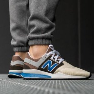 统统$35 + 免邮独家:New Balance 新款247潮鞋促销