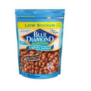 Blue Diamond 淡盐味杏仁 16 oz