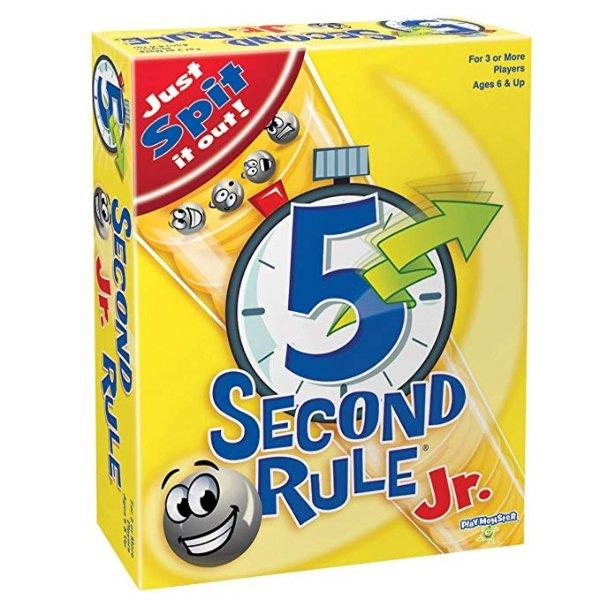 5 Second Rule Junior 桌游