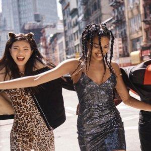 会员享9折 $8.99收骷髅卫衣H&M 精选万圣节派对服饰配饰抢鲜热卖