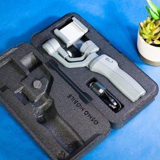 手机摄像增稳利器 | 灵眸 OSMO 手机云台 2
