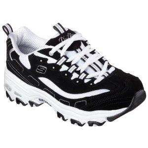 SkechersD'Lites 女款熊猫鞋