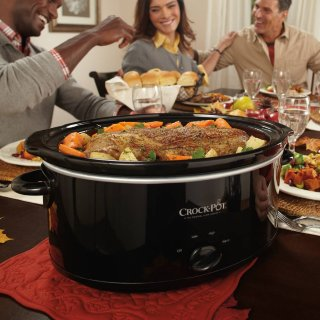 $19.77Crock-Pot Manual Slow Cooker, 7-Quart  Black