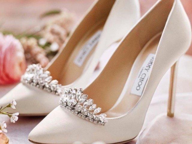筹办梦幻婚礼,这10个品牌婚鞋来看一下