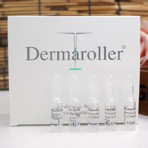 买两件满减合¥365/件+包税免邮折扣升级:Dermaroller 玻尿酸 原液30剂、面膜10片