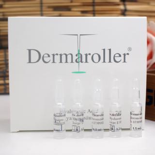 满减¥64 + 包税免邮中国Dermaroller 玻尿酸 原液30剂、面膜10片 低至¥372