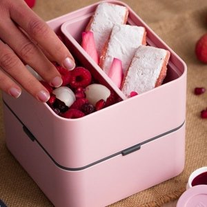 MB Original 网红便当盒午餐盒 樱花粉