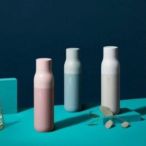 7.6折 现价€83(原价€109)LARQ 世界首款自动清洁保温杯 多色可选 高颜值黑科技