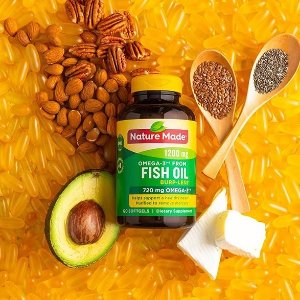 As Low as $6Nature Made Vitamins and Supplements Sale