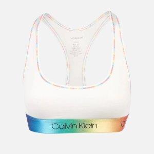 Calvin KleinPride 彩虹色内衣