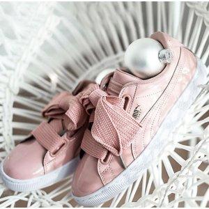 Puma女款蝴蝶結鞋