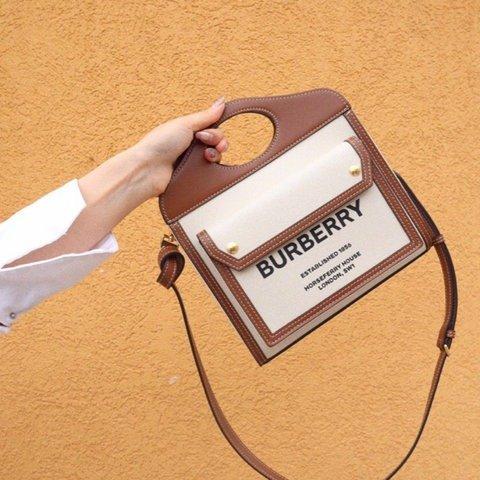 5折起+额外7折 £128收格纹伞折扣升级:Burberry 全场大促开始 新款罕见力度 超全格纹款穿搭、包包全在线