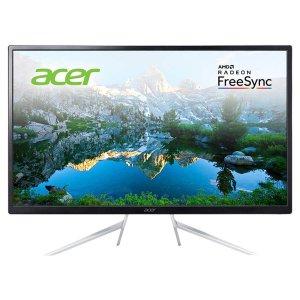 """Acer ET322QU 32"""" WQHD IPS FreeSync 显示器"""