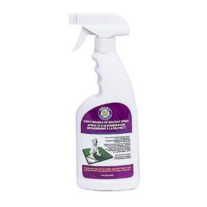 PoochPads Potty Training Attractant Spray | Petco
