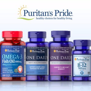 20% offSelect Items @ Puritan's Pride