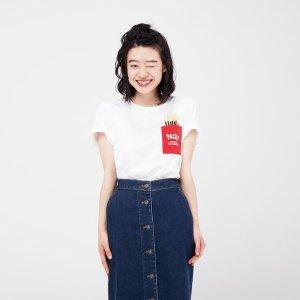 UniqlopockyT恤(多色可选)