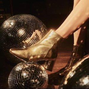 满€250送超美鞋子钥匙链Repetto官网 女士靴子热卖 要美丽也要舒适
