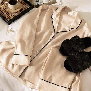 低至6.2折 $16收针织内裤5件装上新:H&M 内衣睡衣专区 $24收米奇睡衣套装