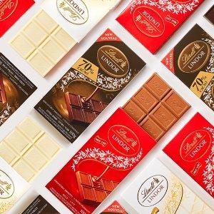 5折抢 现价$15(原价$30)Lindt 瑞士莲巧克力 加拿大专卖店 现金礼品卡