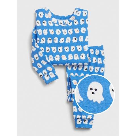babyGap Ghost Long Sleeve PJ Set