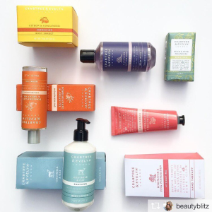 Enjoy up 30% offSelect Holiday items and Gift Sets @ Crabtree & Evelyn