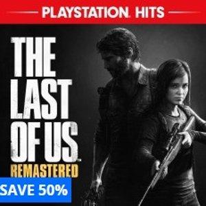 $12.47(原价$24.95)《最后的生还者》重制版 PlayStation 4