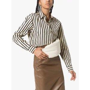 TotemeCapri striped cotton shirt | Browns