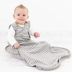 立减$10 荣获大奖Woolino 澳大利亚美丽奴羊毛婴儿睡袋,防过敏