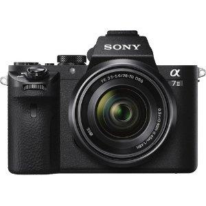 SonyAlpha a7II 微单 28-70mm镜头套机