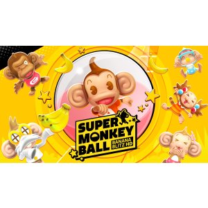 Sega超级猴子球 Switch 数字版