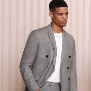 Up to 30% Off + Free ShippingTopman Selected Men's Suits on Sale