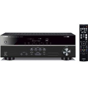 $185(原价$495) 5.1 声道近期好价:Yamaha 雅马哈功放机 HTR-2071