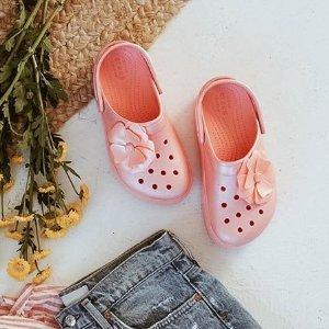 7.5折Crocs独立日大促 全场男鞋、女鞋热卖