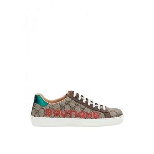 Gucci老花帆布鞋
