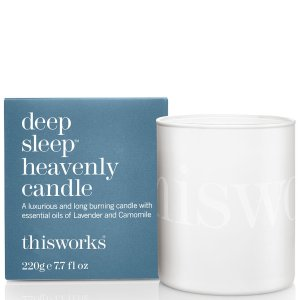 This Works助眠蜡烛(220g)