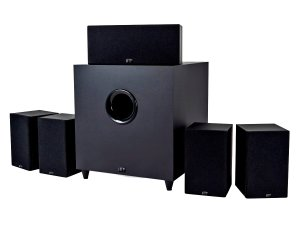 $139Premium 5.1-Ch. Home Theater System with Subwoofer