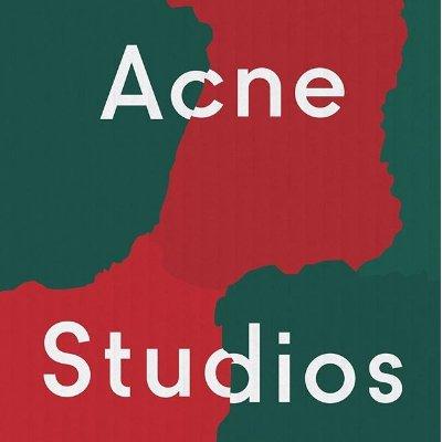 低至4折+额外6折 短袖£51收Acne Studios 超值折上折一日闪促 捡漏就在此刻