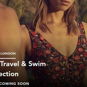 收泳衣&美裙 满足镜头前你的全部需要Liberty 全新夏日度假系列发布 艳压全场的战服都在这
