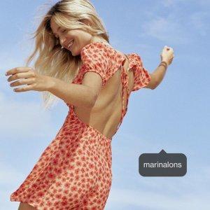 3折起+额外8折 €8收连衣裙Stradivarius 少女美衣大促 收夏季清爽BM短袖、百褶裙等