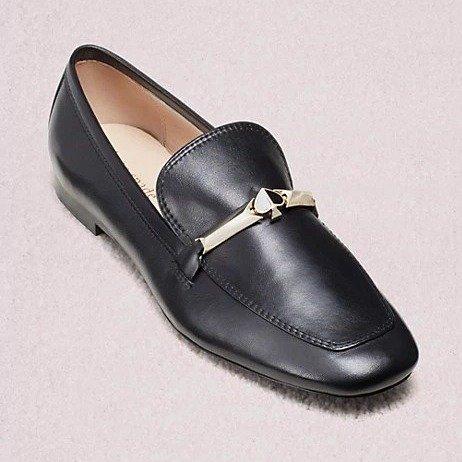 黑桃乐福鞋