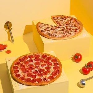 周六晚截至, 肥宅Friday Night最后一天:Papa John's 菜单正价Pizza 一律享5折优惠