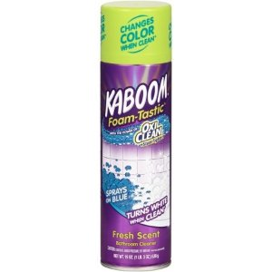 Kaboom浴室清洁喷雾